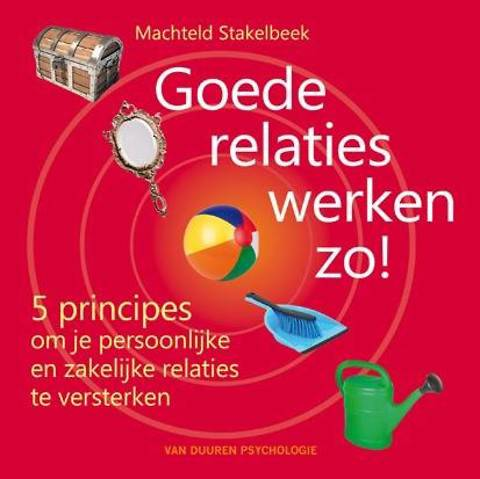 Boek: goede relaties werken zo