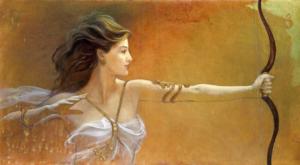 Artemis, doelgericht
